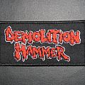 Demolition Hammer patch