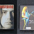 Dave Mustaine signed biography