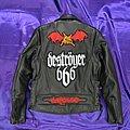 Carcass - Battle Jacket - Leather jacket