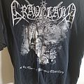 In the glare of burning churches: Size L TShirt or Longsleeve