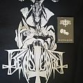 Goat-fucked shirt and Into the burning pits of Hell Cassette Tape