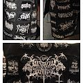 Akitsa - Battle Jacket - Black Metal Kutte / Black Metal Battle Jacket