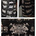 Black Metal Kutte / Black Metal Battle Jacket