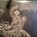 "Slaughter ""Nocturnal Karnage"" Copy 40/150 extremely limited colored vinyl MINT"
