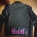 Studded Leather Battle Jacket