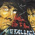 Metallica - TShirt or Longsleeve - metallica bootleg vintage t-shirt