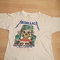 Metallica crash course in brain surgery shirt