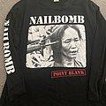 Nailbomb - TShirt or Longsleeve - Nailbomb Point blank
