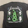 Metallica - TShirt or Longsleeve - Metallica day on the green
