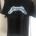 Metallica RTL missing print TShirt or Longsleeve
