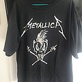 Metallica scary guy shirt
