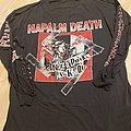 Napal Death - TShirt or Longsleeve - Vintage Napalm Death Nazi Punks F**** Off
