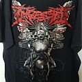 INGESTED LIMITED Edition Moth T Shirt Large