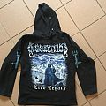 Dissection live Legacy hoodie