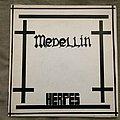 """Herpes Medellin 7"""" 1st press Tape / Vinyl / CD / Recording etc"""