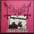 Mayhem Deathcrush 1st press Tape / Vinyl / CD / Recording etc