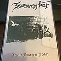 Tormentor Live in Budapest 1986 unofficial tape