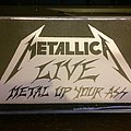 Metallica Metal Up Your Ass demo Tape / Vinyl / CD / Recording etc