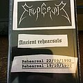 Emperor Ancient Rehearsals unofficial tape Tape / Vinyl / CD / Recording etc