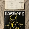 Bathory - Tape / Vinyl / CD / Recording etc - Bathory LP 1st press