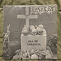 Masacre - Tape / Vinyl / CD / Recording etc - Masacre Ola de Violencia 1st press