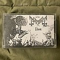 Mayhem - Tape / Vinyl / CD / Recording etc - Mayhem -Live- Only Death Is Real