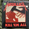 Metallica - Tape / Vinyl / CD / Recording etc - Metallica Kill 'Em All 1st press