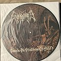 Enthroned Towards the Skullthrone of Satan Picture Disc