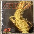 Sepultura - Tape / Vinyl / CD / Recording etc - Sepultura Arise Limited Edition Rough Mixes for Rock in Rio