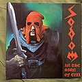 Sodom - Tape / Vinyl / CD / Recording etc - Sodom In The Sign of Evil 1st press