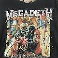 Small Megadeth Tank TShirt or Longsleeve