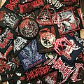 Patches for New Vest