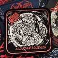 Altars of Madness Rubber Patch