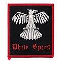 White Spirit - Patch - White Spirit - S/T (Red Border) Patch