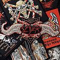 Slayer - Horned Logo Patch