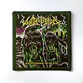 Toxic Holocaust - Patch - Toxic Holocaust - An Overdose Of Death