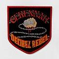Gehennah - Patch - Gehennah - Decibel Rebel Patch