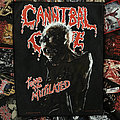 Cannibal Corpse - Patch - Cannibal Corpse - Tomb Of The Mutilated Backpatch