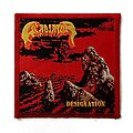 Gladiator - Patch - Gladiator - Designation Patch