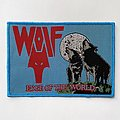 Wolf - Patch - Wolf - Edge Of The World Patch