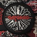 Carcass – Tools of the T... Patch