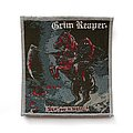 Grim Reaper - Patch - Grim Reaper - See You In Hell Patch (Grey Border)