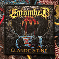 Entombed - Clandestine Patch