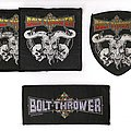 Bolt Thrower - Patch - Bolt Thrower Collection