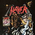 Slayer - Pink Demon/Divine Intervention Shirt