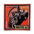 Warhead - Patch - Warhead - Speedway Patch (Orange Border)