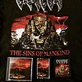 Cancer - The Sins Of Mankind Collection TShirt or Longsleeve