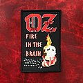 Oz - Patch - OZ - Fire In The Brain Patch