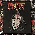 Cancer - Patch - Cancer - To The Gory End Patch