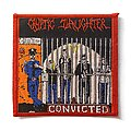 Cryptic Slaughter - Patch - Cryptic Slaughter - Convicted Patch